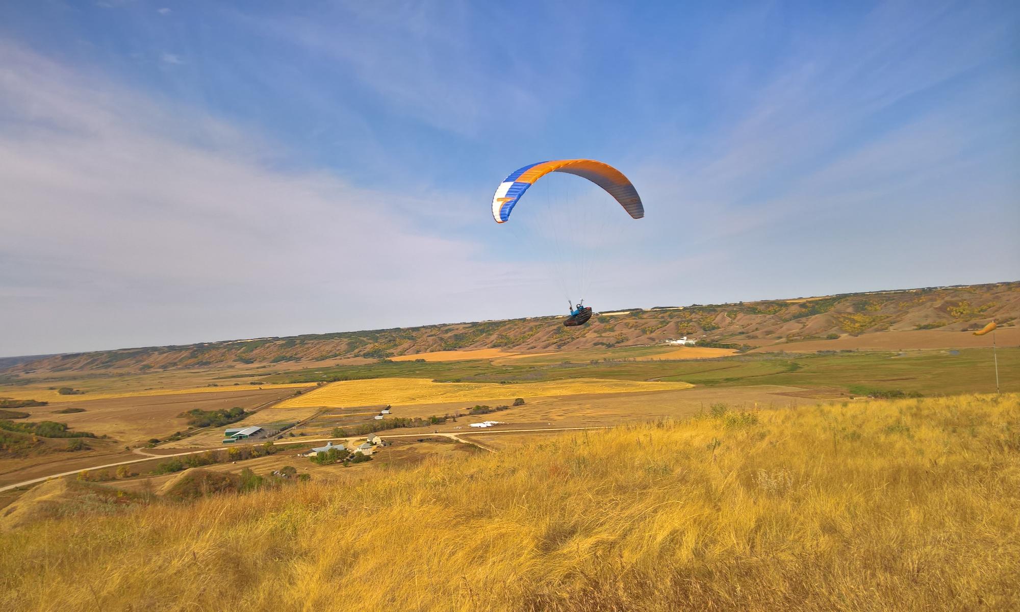 Prairie Paragliding